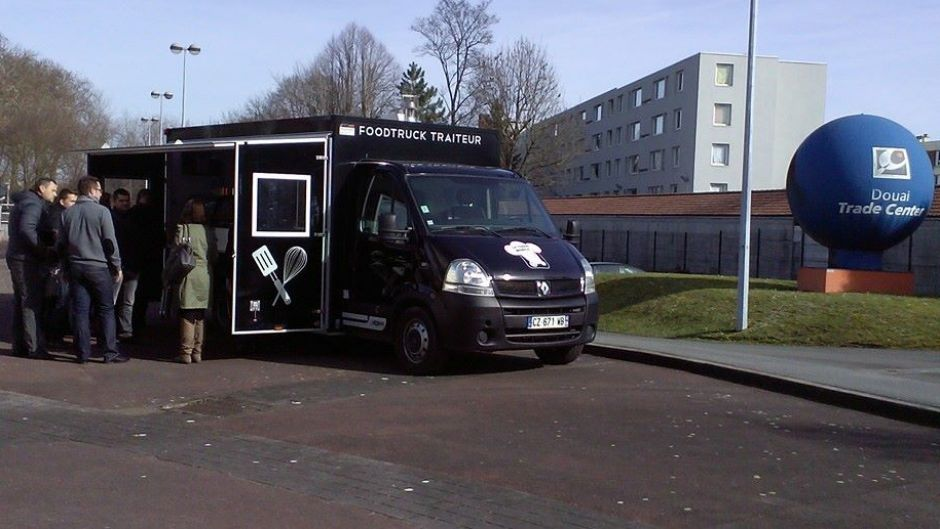 Mercredi food truck CCI Douai